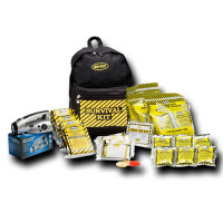 Economy Emergency Kit - 4 Person - Backpack - KEC4