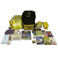 3 Person Deluxe Emergency Backpack Kit - KEX3