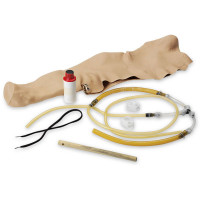 Replacement Skin and Vein Set for Heart Catheterization - LF01013U