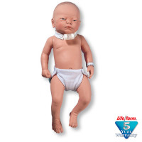 Infant / Baby Patient Education Tracheostomy Care Manikin - LF01167U