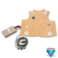 Defibrillation Chest Skin for Resusci Junior - LF03611U