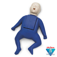 CPR Prompt  Infant / Baby Manikin - Blue - LF06002U