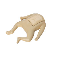 CPR Prompt Coated Infant / Baby Manikin Assembly - Tan - LF06936U