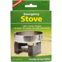 Portable Stove with 8 Fuel Tablets - LH001