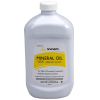 Mineral Oil, Heavy 16 ounce - 1 Each - M335