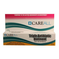 Triple Antibiotic Ointment, 1 ounce Tube - 1 Each - M477