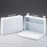 Empty Metal Case, 25 Person, Wall Mountable - M5022