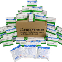 "Instant Cold Compress, Boxed 4""x5"" - 50 Per Case, M562"