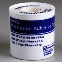 First Aid Tape - 3-Cut Plastic Spool - 1 Each - M660