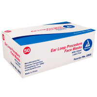 Eye Cover With Ear Loop Mask - 50 Per Box - M900