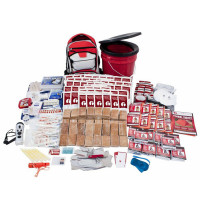 10 Person Guardian Deluxe Survival Kit - OKTP