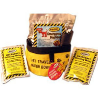 Travel Kit for Pet - PET-TRV