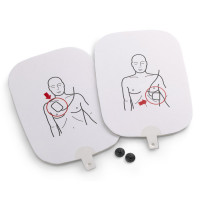 Prestan Professional Automated External Defibrillator Trainer Pads, 1 Set - PP-APAD-1