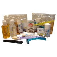 The Clear Solution (11 Piece) Personal Hygiene Kit - PP44D