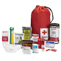 American Red Cross Personal Emergency Preparedness Kit w/ Backpack - RC-622