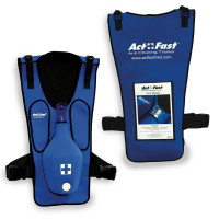 Act+Fast Anti-Choking Blue Trainer - Single Trainer, SB48086