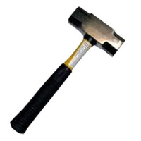 3 lb. Short Sledge Hammer - T89
