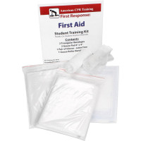 First Aid Student Training Kit, 7 Pieces - TK-ACTFA