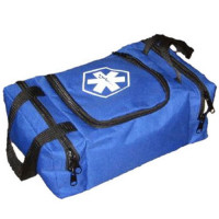 Empty First Responder Bag (Jump Bag) - Blue - URG-636841BL