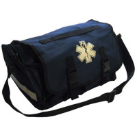 Empty First Responder Bag (On Call Bag) - Blue - URG-999206