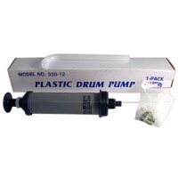 Siphon Pump - 55 & 30 Gallon Water Barrels - WA100