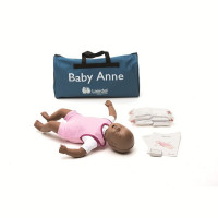 Baby Anne - Infant / Baby CPR Manikin - Dark Skin - 050002