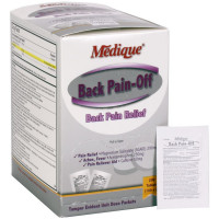 Back Pain-Off, 200/box, 07347