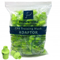 Prestan Rescue Mask Training Adapter, 50 Per Pack, 10076-PPA-50