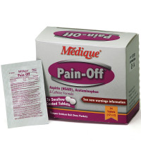 Pain Off, 24/box, 22864