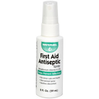 First Aid Antiseptic Spray, bottle, 2oz., AS2-24