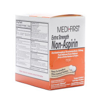Extra-Strength Non-Aspirin Tablets - 100 Per Box - 80433