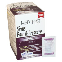 Sinus Pain & Pressure, 125 x 2's Per Box - 81948