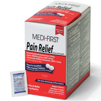 Pain Relief, 500/box, 81113