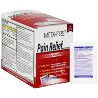Pain Relief, 100/box, 81133