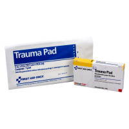 Trauma Pad, 5 inch x 9 inch - 1 per box - AN205