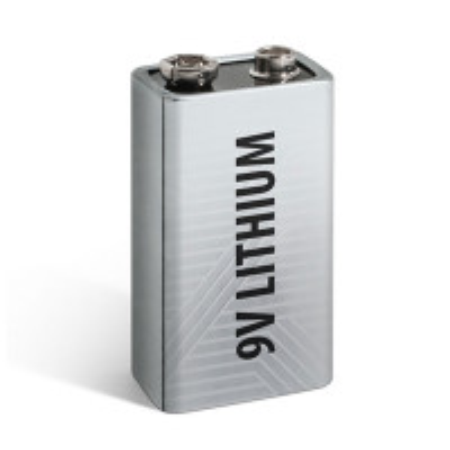 9V Lithium Battery - DAC-410