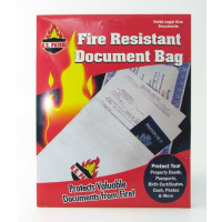 Fire Resistant Document Bag - EE38