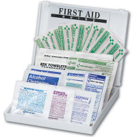 All Purpose First Aid Kit, 34 Pieces - Mini - FAO-112