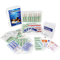 All Purpose First Aid Kit, 48 Pieces - Medium - FAO-120