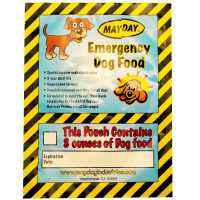 Emergency Dog Food - FB-4K9