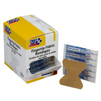 Fingertip Bandage, Fabric - 100 Per Box - G127