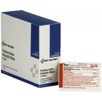 Povidone-Iodine Infection Control Wipe - 50 Per Box - G310