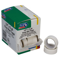 First Aid Tape - 1/2 inch x 5 yard - 20 Per Box - G634
