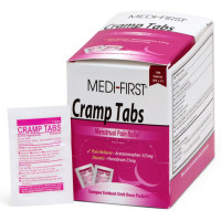 Fem Relief Tablets - 100 Per Box - H4030