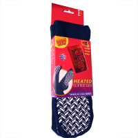 Slipper Sock w/ Warmers - Medium, 1 Pair - HF151039