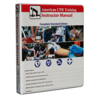 American CPR Training Instructor Manual, New Guidelines - INSTMAN-V3