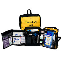 The Travelers Aid w/ Personal Hygiene - KT-TRV