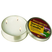 The Survival Candle Burns ~ 36 Hours - L22A