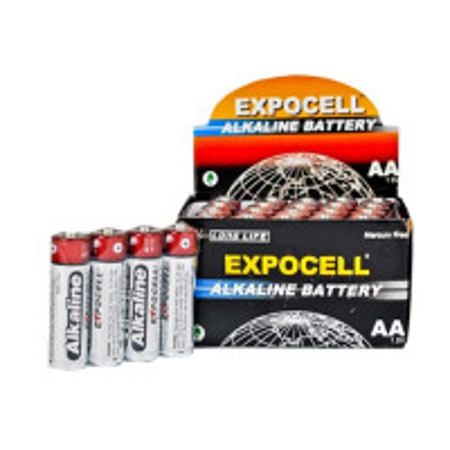 Alkaline AA Batteries, 1 Pair - L35AA