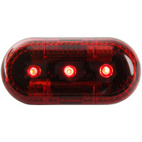 3-Way Flashing Light  with clip - L78